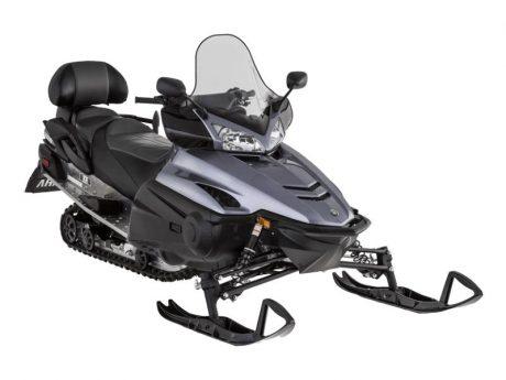 Double snowmobile: 3-cylinder 1000 cc Yamaha Venture