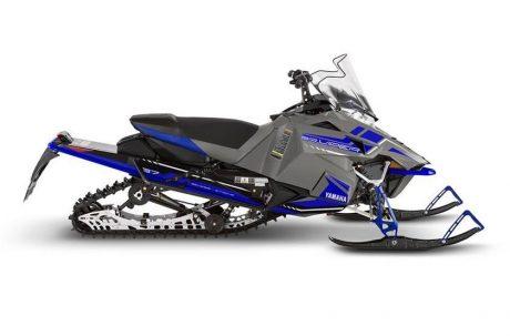 Single snowmobile: 3-cylinder 1049 cc Yamaha Viper