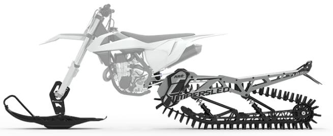 Timbersled ARO 3 S Pro 2022