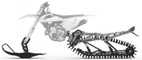 2022 Timbersled ARO 3 Pro