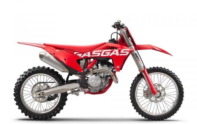 GASGAS MC 250F 2022